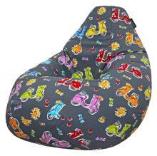 Кресло мешок груша BIG Scooter