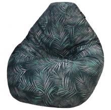 Кресло мешок груша SMALL Tropical 39
