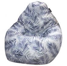 Кресло мешок груша SMALL Tropical 80