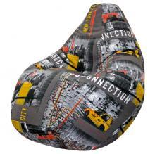 Кресло мешок груша SUPER BIG Urban City