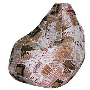 Кресло мешок груша SUPER BIG Urban Terra