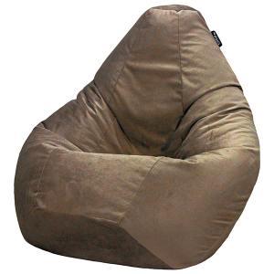 Кресло мешок груша SUPER BIG Velyur 07