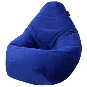 Кресло мешок груша SMALL Velyur 10