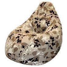 Кресло мешок груша SMALL Vintage Brown